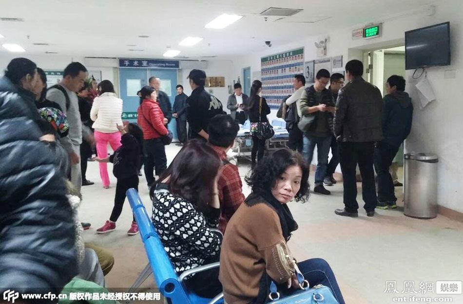 姚贝娜病势时所在的医院北京大学深圳医院