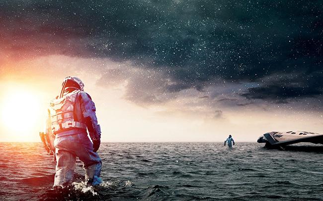 人类史上最伟大的电影《星际穿越》剧照
